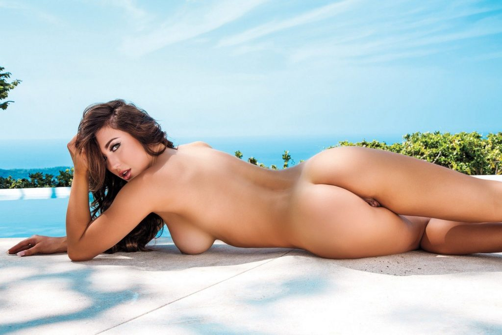 Stefanie Knight Showing Her Immaculate Nude Bod for Playboy gallery, pic 10