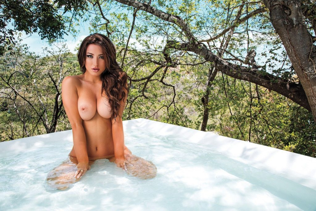 Stefanie Knight Showing Her Immaculate Nude Bod for Playboy gallery, pic 14