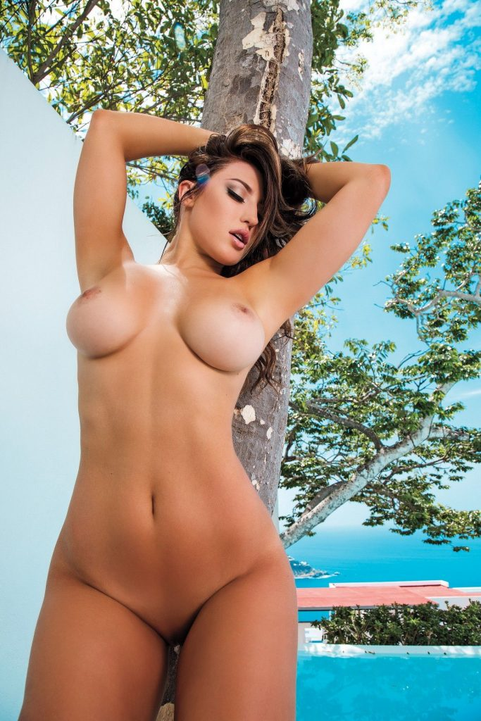 Stefanie Knight Showing Her Immaculate Nude Bod for Playboy gallery, pic 6