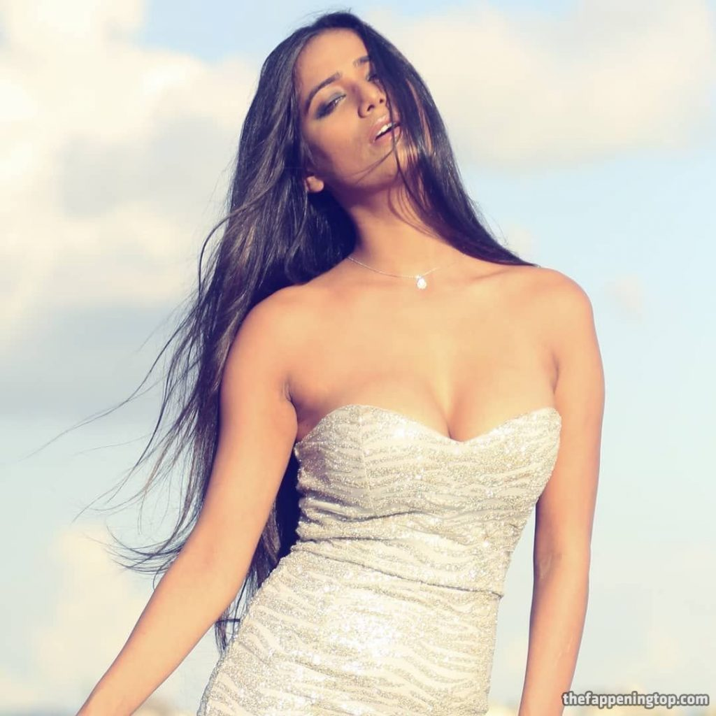 Indian Celebrity Poonam Pandey Shows Her Huge Natural Tits gallery, pic 30