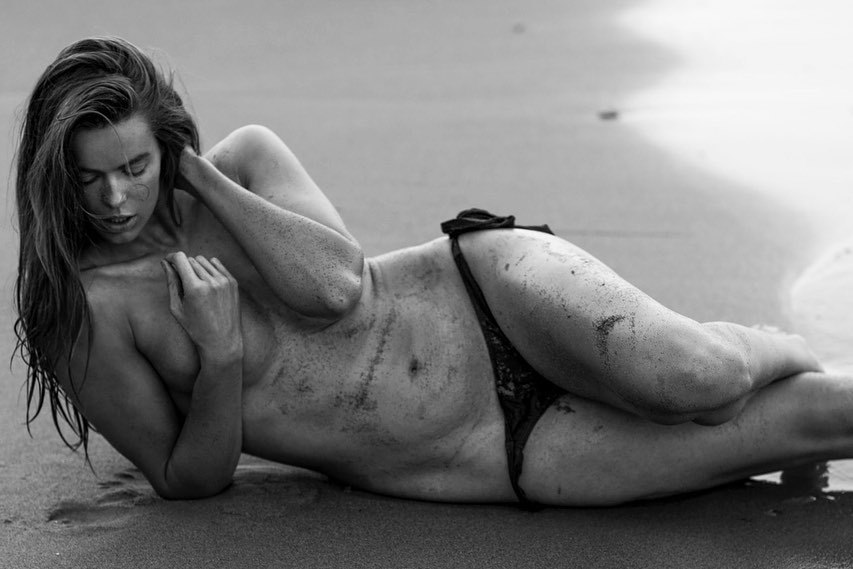Robyn Lawley Looks Unforgettable in a Highly Erotic Gallery (All HQ), pic 3